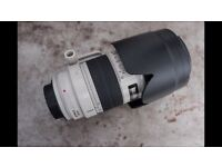 Canon EF 70-200mm f2.8 L IS II USM Lens Tele - Excellent condition