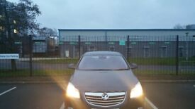 Vauxhall insignia full service history , recently had egr valve done and ecu under warranty
