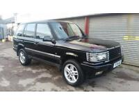 Range Rover 4.0v8 low mileage service history
