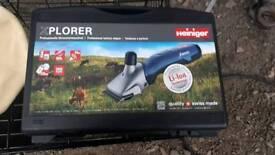 HEINIGER Horse clipper Xplorer with 1Battery