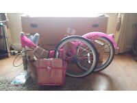 "Hello kitty 20"" bike BRAND NEW IN BOX"