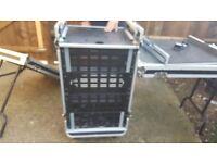 Box for dj equipement