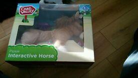 Pipsie interactive horse new