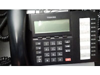 Toshiba Business Digital Telephone (5 available)