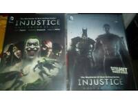 Injustice graphic novels