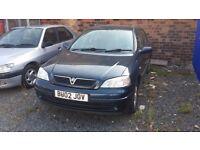 Vauxhall Astra Bi-Fuel 1.6 LPG, spares or repair