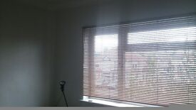 Spacious double room to rent in bright first floor two bed flat share near to carshalton village
