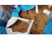Aquatic Topsoil 13 bulk bags (8m3)