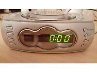 Technika CD / Radio / Alarm Clock Player