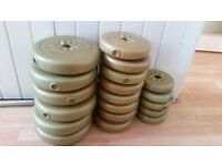 Vynl weight plates for sale
