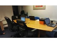 A fantastic opportunity for renting a fully furnished office room with all facilities