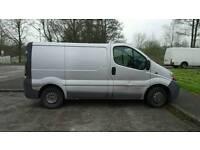 Renault trafic van, spares or repair project same as vivaro