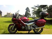 Yamaha FJR 1300, 2004, Excellent condition, FSH and full touring luggage