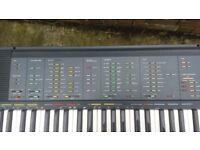 Yamaha PSR - 70 Electric Keyboard 61 Key - 5 Octave