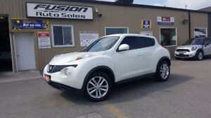 2011 Nissan Juke SV-LEATHER-TINTED GLASS-LOCAL TRADE