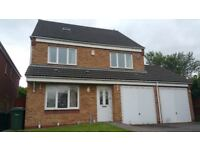 5 bedroom very spacious Detached house to let
