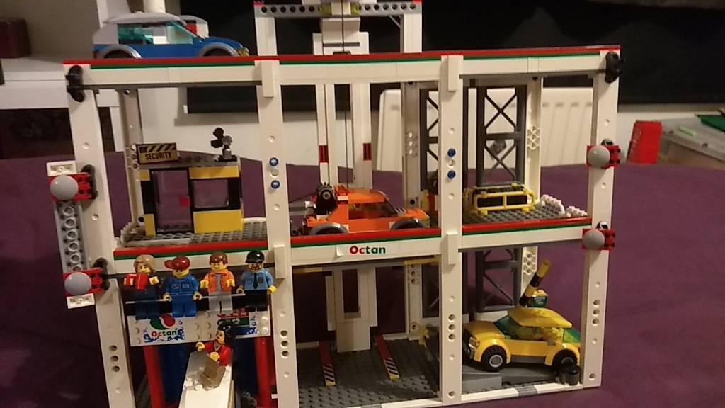 Lego City Garage 4207 In Redruth Cornwall Gumtree