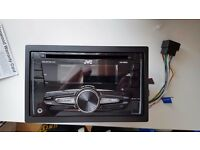 car radio JVC KW-R520 Double Din Car Stereo