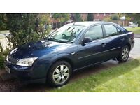 Ford Mondeo 2.0 TDCI, 2005, Blue, Diesel 5 Door Hatchback