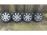 Clio sport alloy wheels