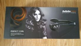 Babyliss Pro Perfect curl BNIB unwanted present