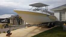 Seafox 216 Dual Console Hard Top with 4 stroke Ellenbrook Swan Area Preview