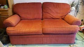 Marks & Spencer 2 seater sofa.