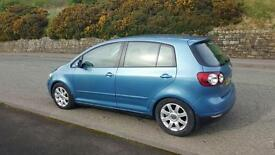 2005 VOLKSWAGEN GOLF PLUS GT TDI SPORT