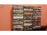 97 DVDs 50 pounds