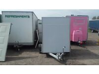 Catering trailers restaurant equipment gas griddles kebab machine charcoal mobile oven
