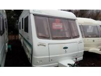 coachman pastiche fb 4 berth