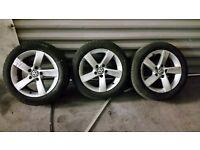 "17"" VW, Audi, Skoda & Seat Allow Wheels"