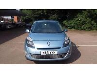 RENAULT GRAND SCENIC 1.5 dCi 110 Dynamique TomTom (blue) 2011