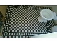 Ceramic tiler