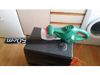 Electric Hedge trimmer. Very good condition.