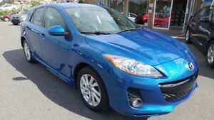 2013 Mazda Mazda3 CONDITION IMPECCABLE/GS-SKY+TOIT+CUIR+AUTOMATI