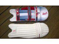 Kookaburra Pads, Gloves, Shoes