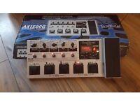 Korg AX1500G Multi Effects pedal
