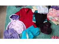 Job Lot Bundle of Girls Clothes, Jackets, Boots, Shoes (age 5-6) Next Timberland Disney BHS Jasper C