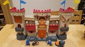 Imaginext Castle & Pirate Ship