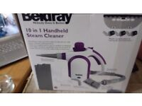 Use once beldray steamer