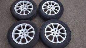 Honda Crv 18 inch Alloy wheels
