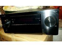 Pioneer VSX-LX55 7.2 Channel Home Cinema Network AV Receiver Airplay