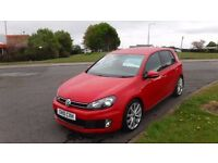 "VOLKSWAGEN GOLF 2.0GTD TDi 170 ,2010,18""ALLOYS,AIR CON,Cruise Control,Privacy Glass,Service History"