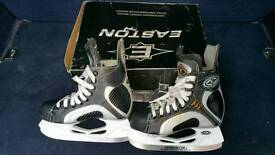 Easton ice skates in very good condition! Boxed!best for gift!Can deliver or post!