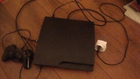 Playstation 3 console, fully functional no games.
