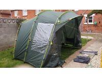 Regatta 4 person family tent - will consider offers!