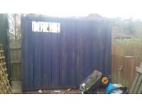 METAL CONTAINER 10X6 £400