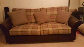 Marks and Spencer large 3 seater and 2 seater sofa bed