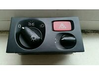 Scania light switch module